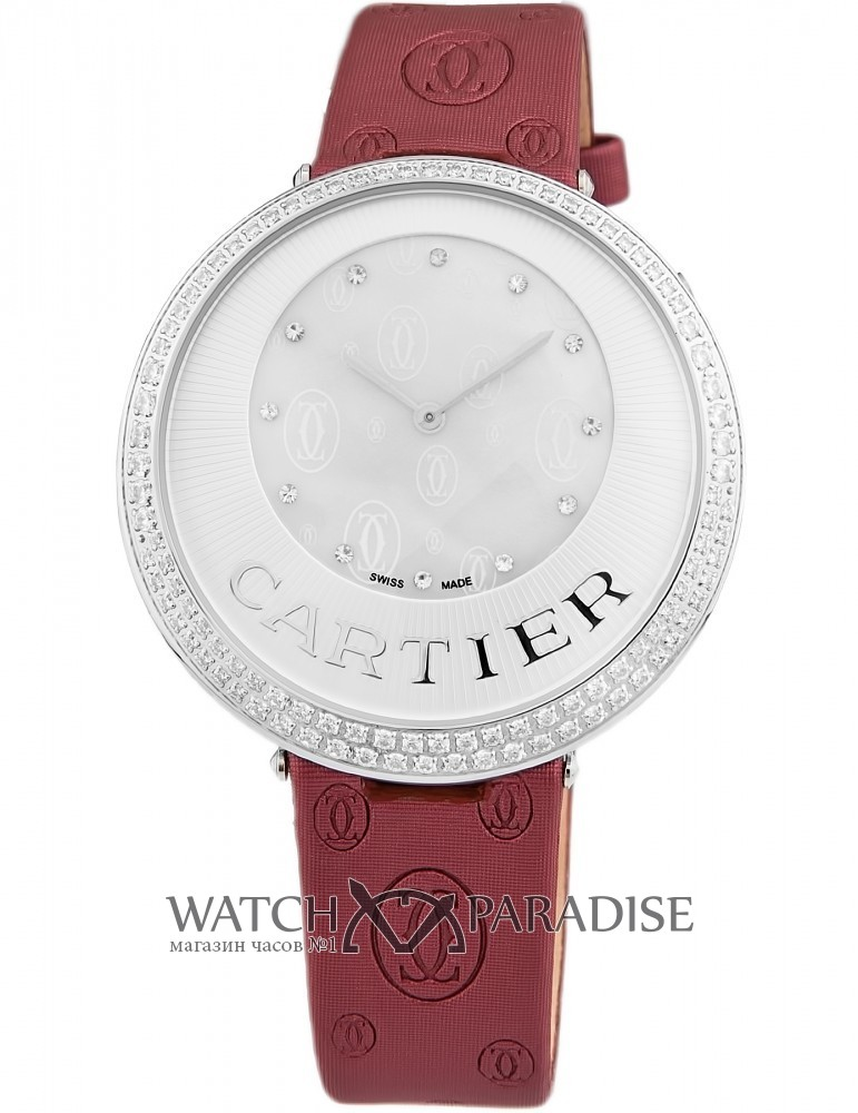 Cartier 5180072 Creative Jeweled Watches Бельгия (Фото 1)