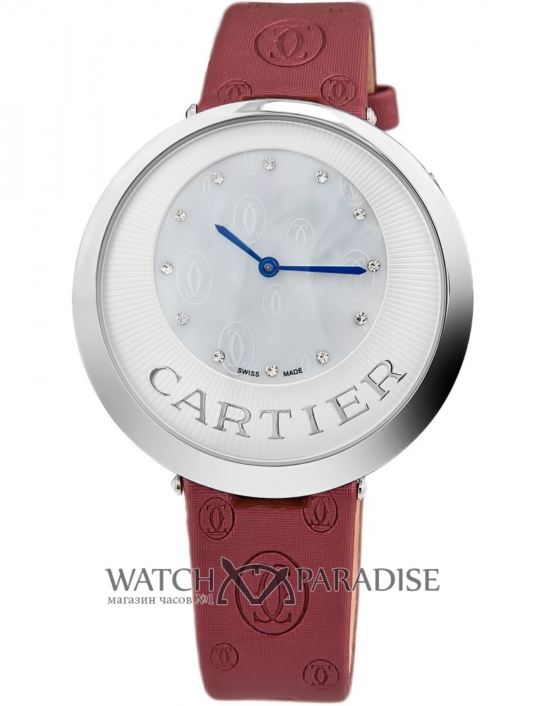 Cartier 5181612 Creative Jeweled Watches Бельгия (Фото 1)