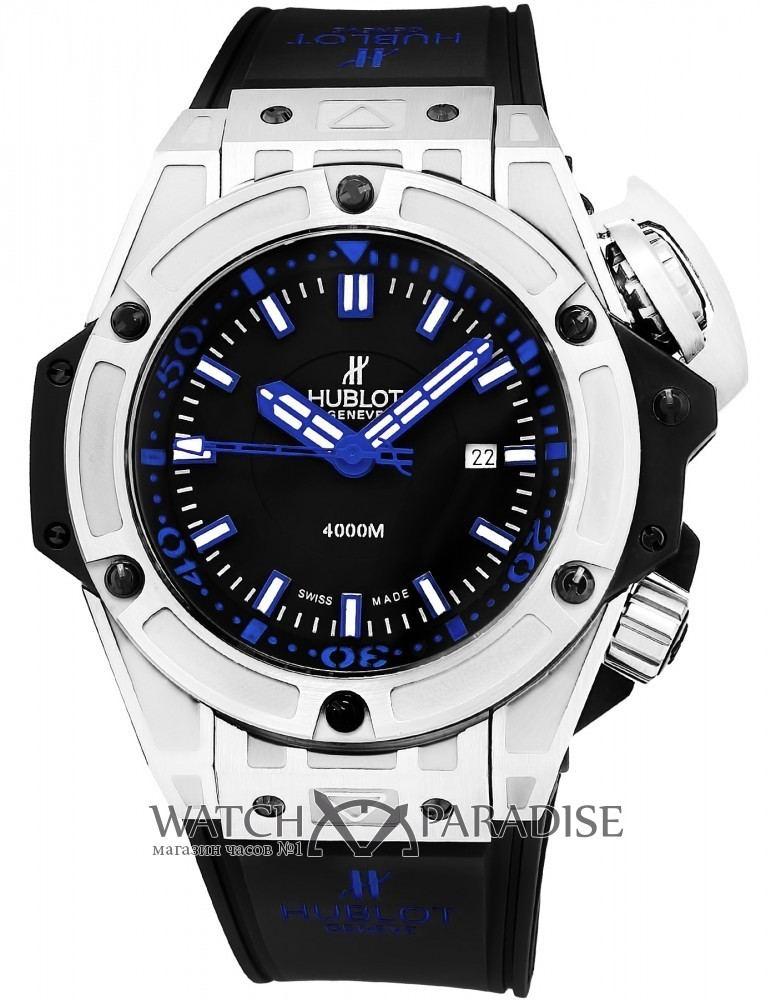 Hublot 5570351 King Power Бельгия (Фото 1)