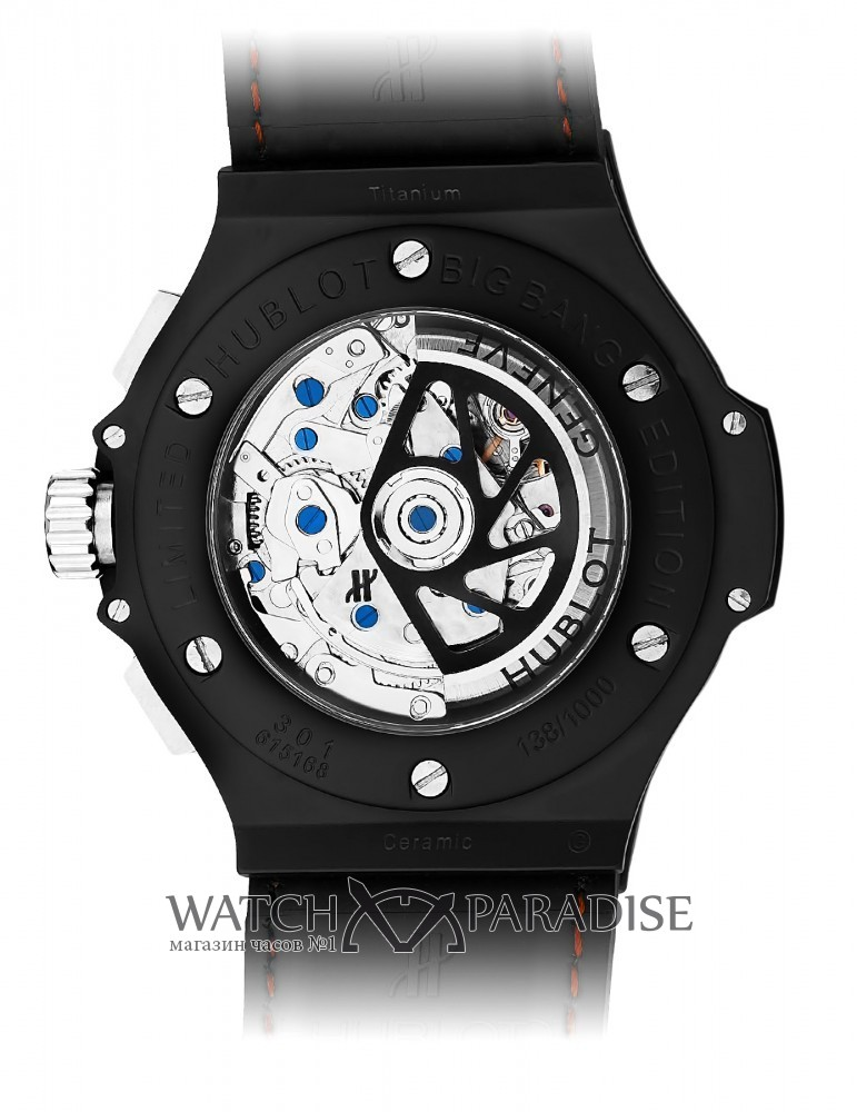 Hublot 5572031 Big Bang Бельгия (Фото 3)