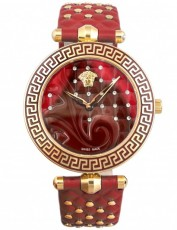 Versace 5310152 Red Vanitas With Diamonds Бельгия (Фото 1)