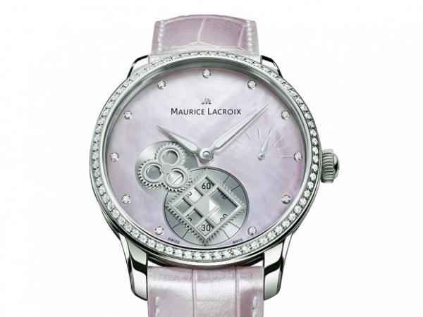 Masterpiece Square Wheel Pink Pearl от Maurice Lacroix