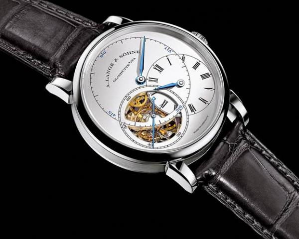 "A. Lange & Sohne представляет часы Richard Lange Tourbillon ""Pour le Merite"""