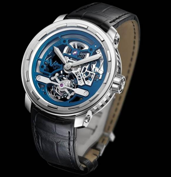Компания DeWitt представила часы Twenty-8-Eight Skeleton Tourbillon