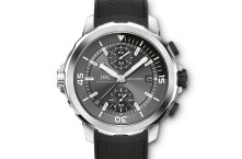 IWC представляет часы Aquatimer Chronograph Edition Sharks