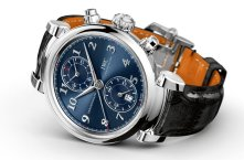 "IWC представляет часы Da Vinci Chronograph Edition ""Laureus Sport for Good Foundation"""