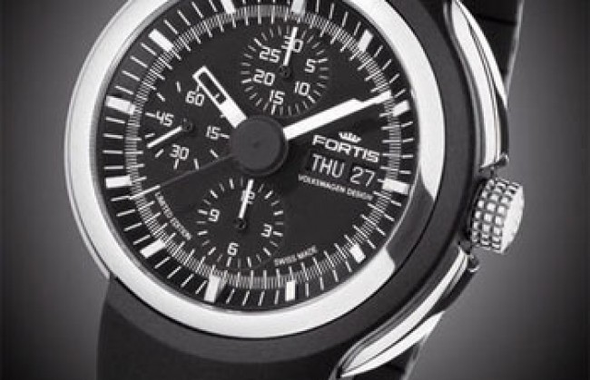 Baselworld 2010: Fortis Spaceleader Chronograph