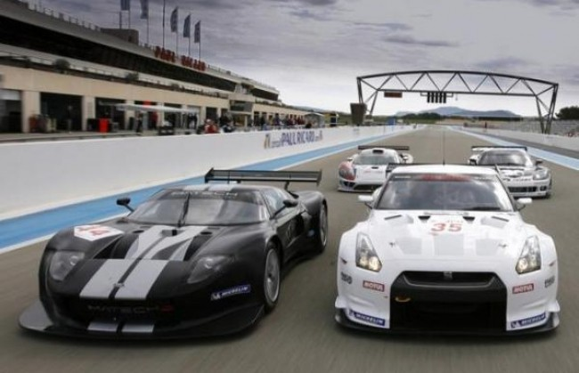 FIA GT1 World Championship с Blancpain