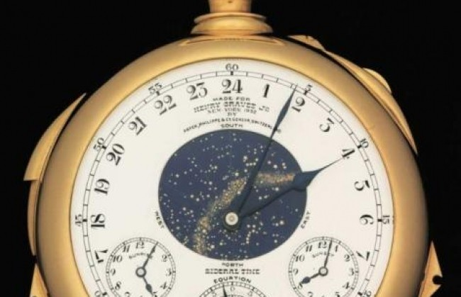 ���� Henry Graves Supercomplication �� Patek Philippe ����� ������� �� ��������