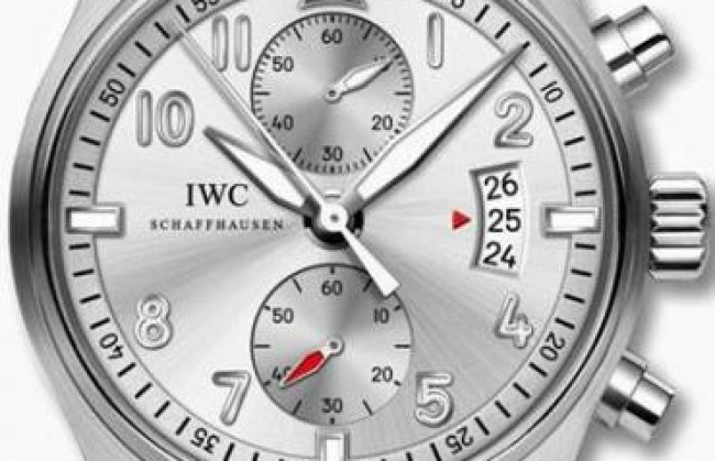 IWC ���������� ������ ���� Pilot�s Watch Chronograph Edition �Ju �Air�.