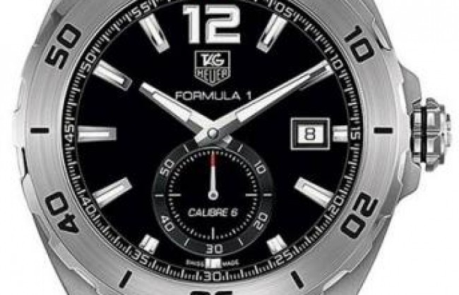 Formula 1 Calibre 6 Automatic от компании TAG Heuer