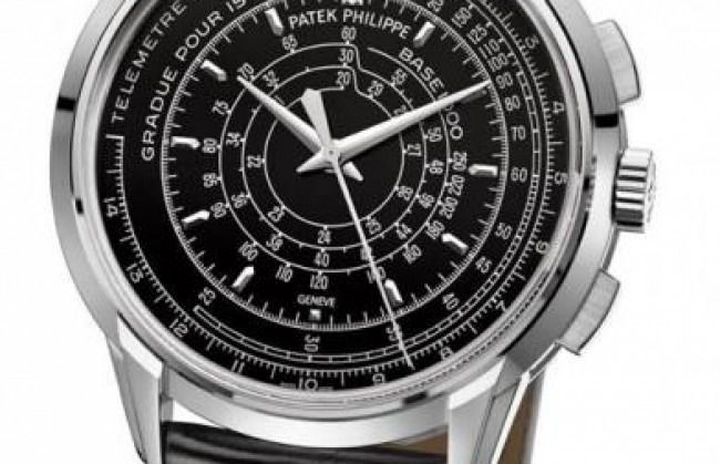 ����� ���� Multi-Scale Chronograph ����������� ����������� Patek Philippe