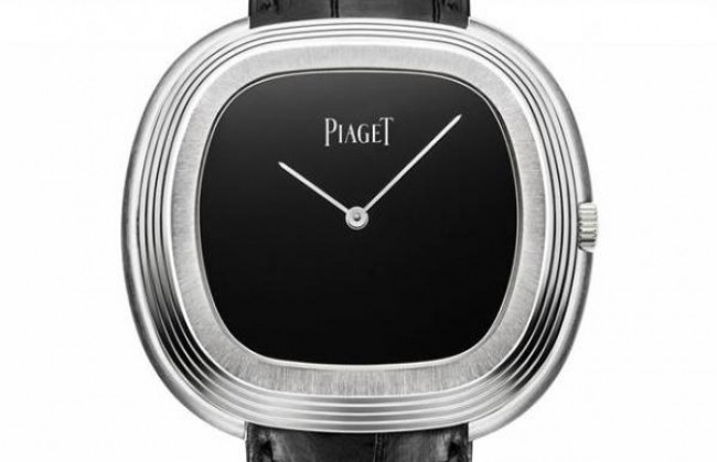 На SIHH-2015 компания Piaget привезет часы Black Tie Vintage Inspiration