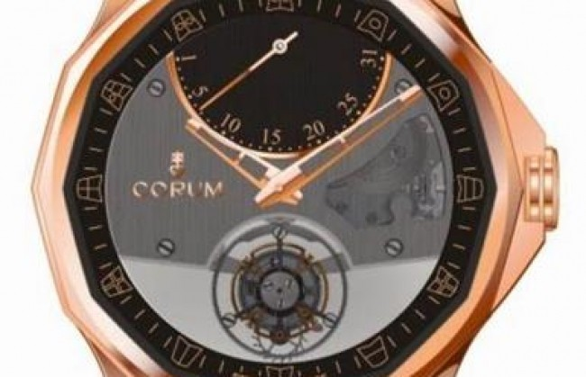 �������� Corum ������������ ������������ ���� Admiral's Cup Legend 42 Flying Tourbillon