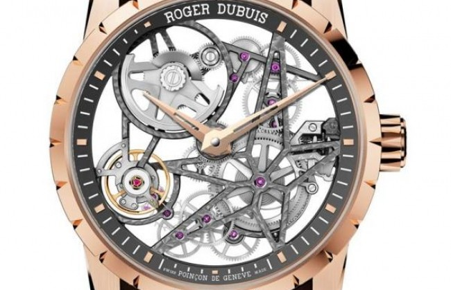 Roger Dubuis ������������ ���� Excalibur Automatic Skeleton
