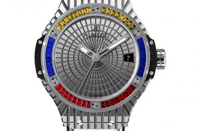 Hublot представляет часы Big Bang Caviar Special Edition Venezuela