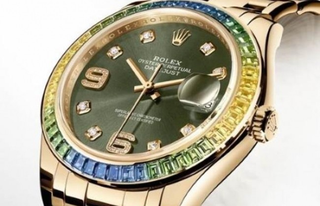 Rolex ������������ �������������� ���� Oyster Perpetual Datejust Pearlmaster 39
