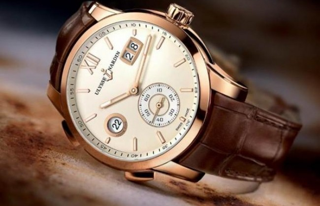 ����������� Dual Time Manufacture ������������ Ulysse Nardin
