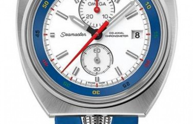 Omega ������������ ���� Seamaster Bullhead Rio Co-Axial Chronograph Limited Edition