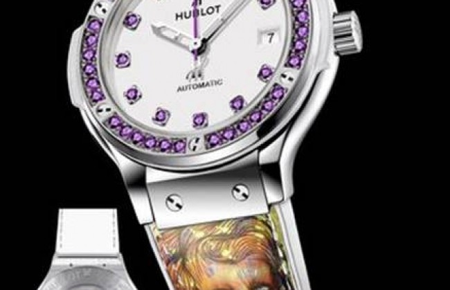 Hublot ������������ ������ ����� Classic Fusion Womanity for Women