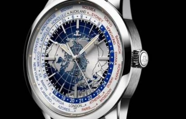 Jaeger-LeCoultre ������������ ���� Geophysic Universal Time