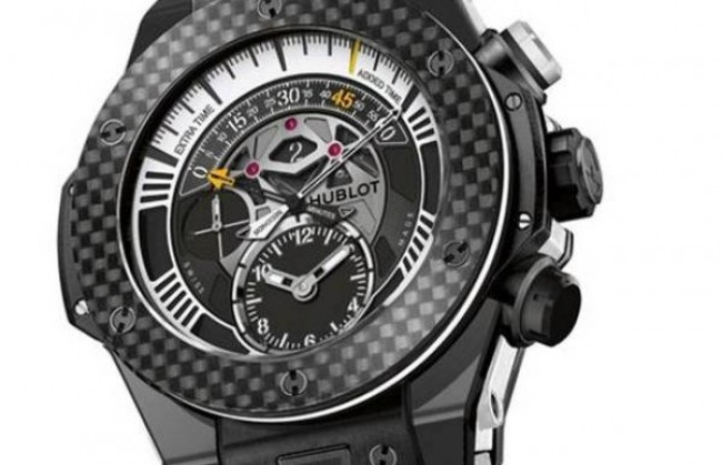 Hublot представляет часы Big Bang Unico Bi-Retrograde Juventus