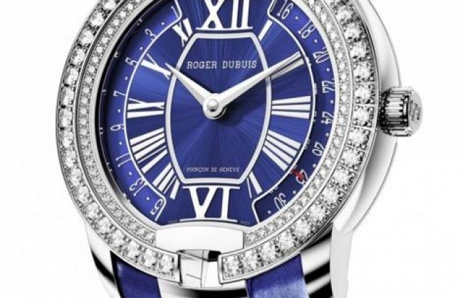 Roger Dubuis ������������ ������� ���� Velvet Secret Heart.