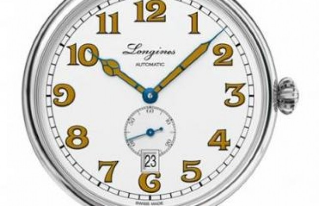 �������� Longines ����������� ������� ���� The Longines Heritage 1918