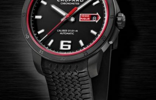 �������� Chopard ����������� �������������� ���� Basel-2016: Mille Miglia GTS Automatic Speed Black