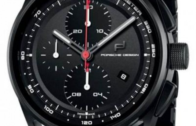 ����� ���� 1919 Chronotimer All Black ������������ Porsche Design
