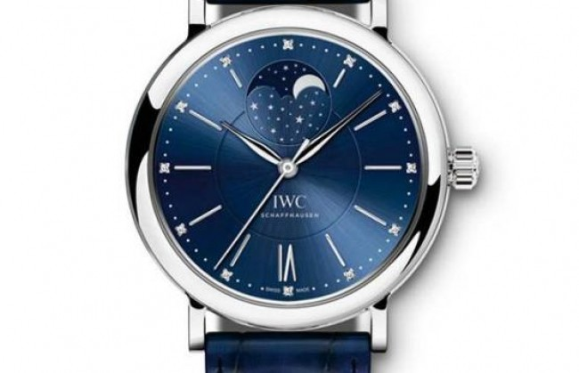 IWC ������������ ������� ��� ��������� Portofino Automatic Moon Phase