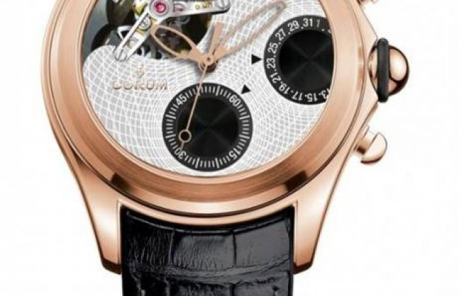 ��� ������ ����� Heritage Bubble Tourbillon ����������� �������� Corum
