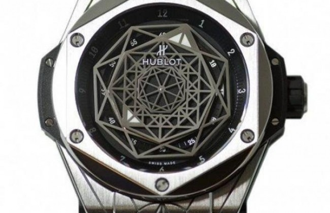 ����� ���� Big Bang Sang Bleu ����������� �������� Hublot