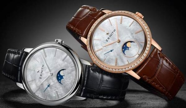 Zenith ������������ ������� ���� Elite Lady Moon Phase