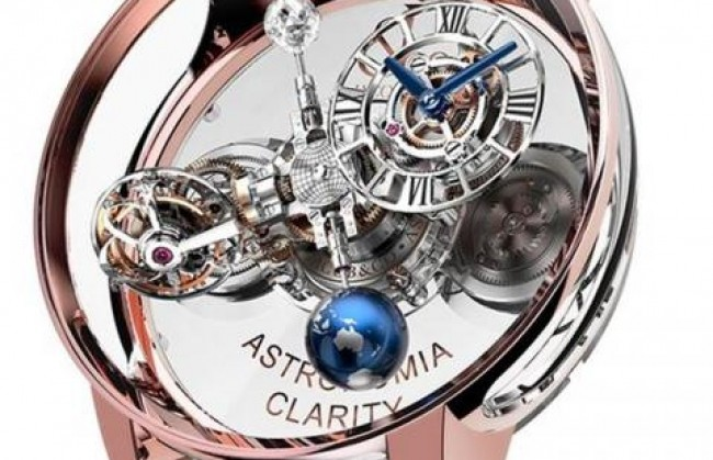 ����� ������ ����� Astronomia Clarity ����������� �������� Jacob & Co