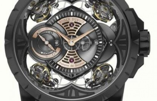 �������� Roger Dubuis ������� ���� ��� �������� ������� FFF