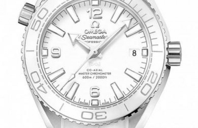 ���� Seamaster Planet Ocean Orange Ceramic  ������������ �������� Omega