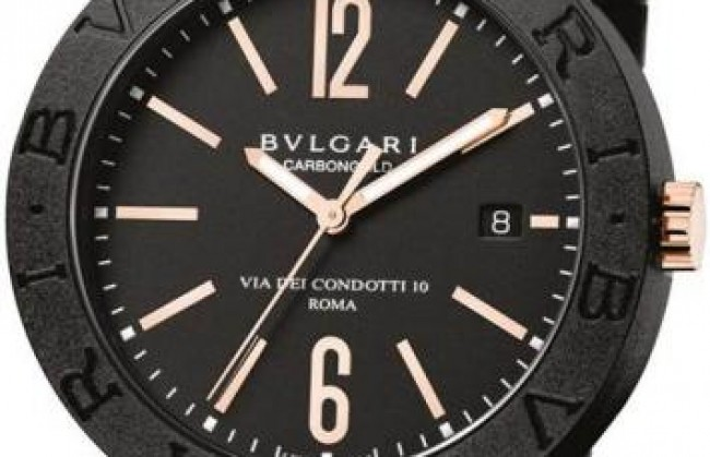 ����� ���� Carbon Gold ������������ �������� Bvlgari