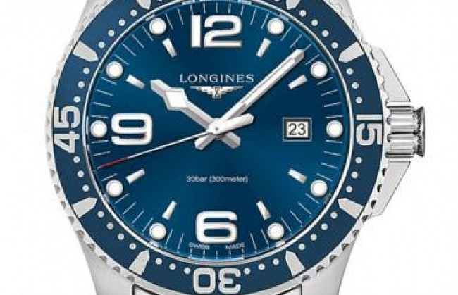 ����� ���� HydroConquest ������������ �������� Longines