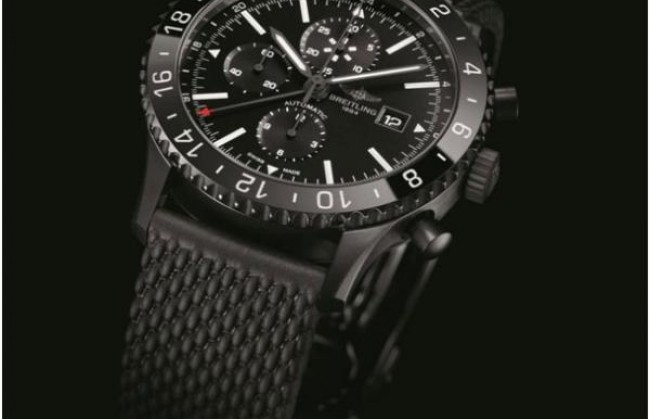 ����������� ���� Chronoliner Blacksteel ������������ Breitling