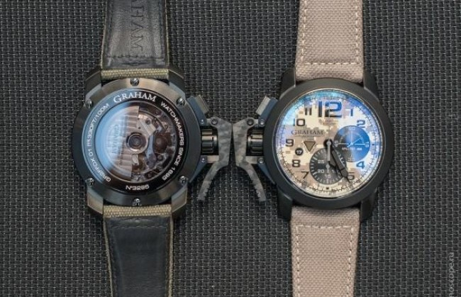 ����� ������ ����� Chronofighter Black Arrow ������������ Graham